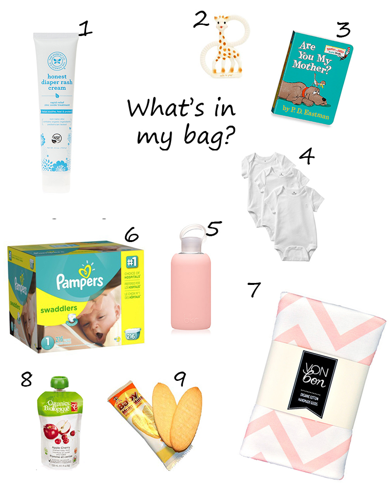 Whats in my bag2